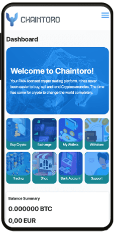 chaintoro-dashboard